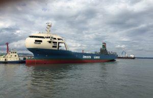 NATORI – корабът с нос на самолет