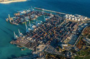 Пристанище Malta Freeport